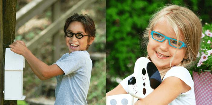 Van Rijn Optiek introduceert; Het kidsplan!